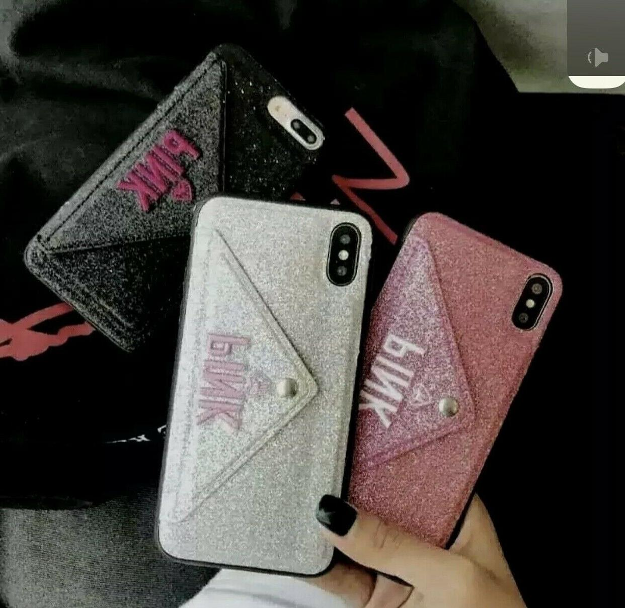 Card Holder Wallet Cover For 11 Max XS Max XR 8 7