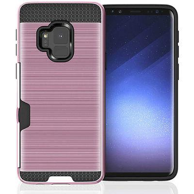 Card Protective Case Cover for Note 9 Plus S6 S5