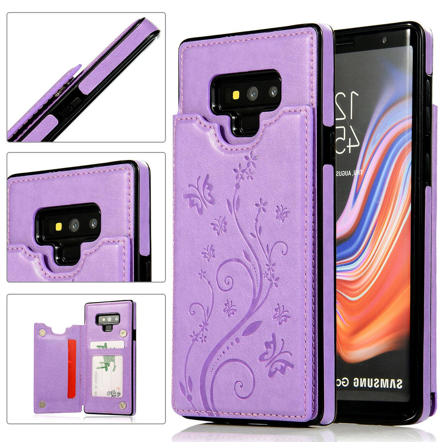 Case Cover Samsung Galaxy Note Card Phone