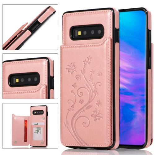 Case Cover Galaxy S8 Plus Wallet