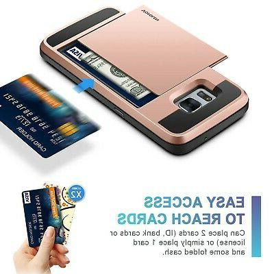 Vofolen S7 Card S7 Wallet Case...