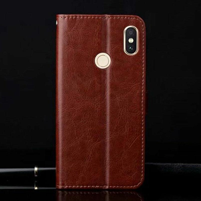 Case Note 5 Cover Wallet Leather Xiomi 8 Note