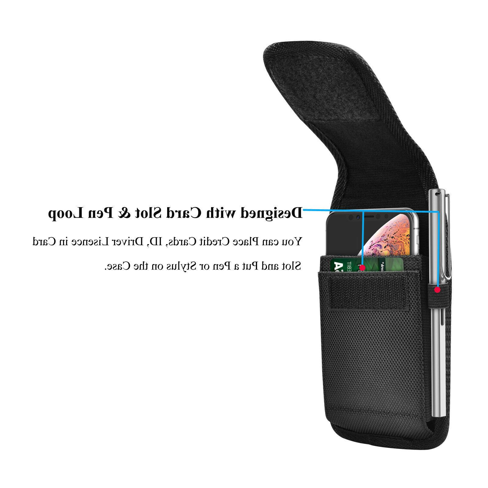 Cell Holster Universal Nylon Case with Loop