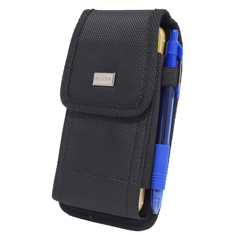 Cell Phone Carrying Case Wallet w/ Belt