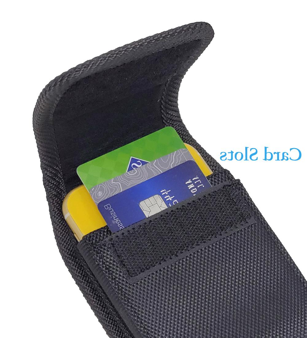 Cell Phone Carrying w/ Metal Belt Clip
