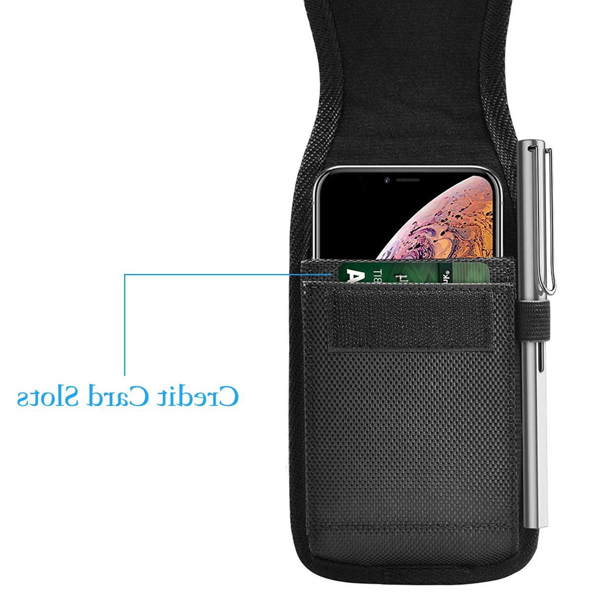 Cell Phone Carrying Wallet Pouch
