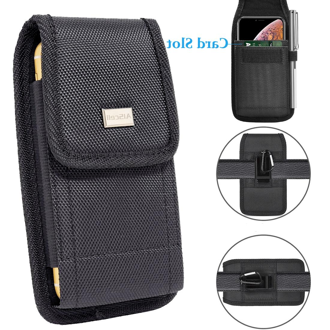 cell phone holster rugged carrying case wallet