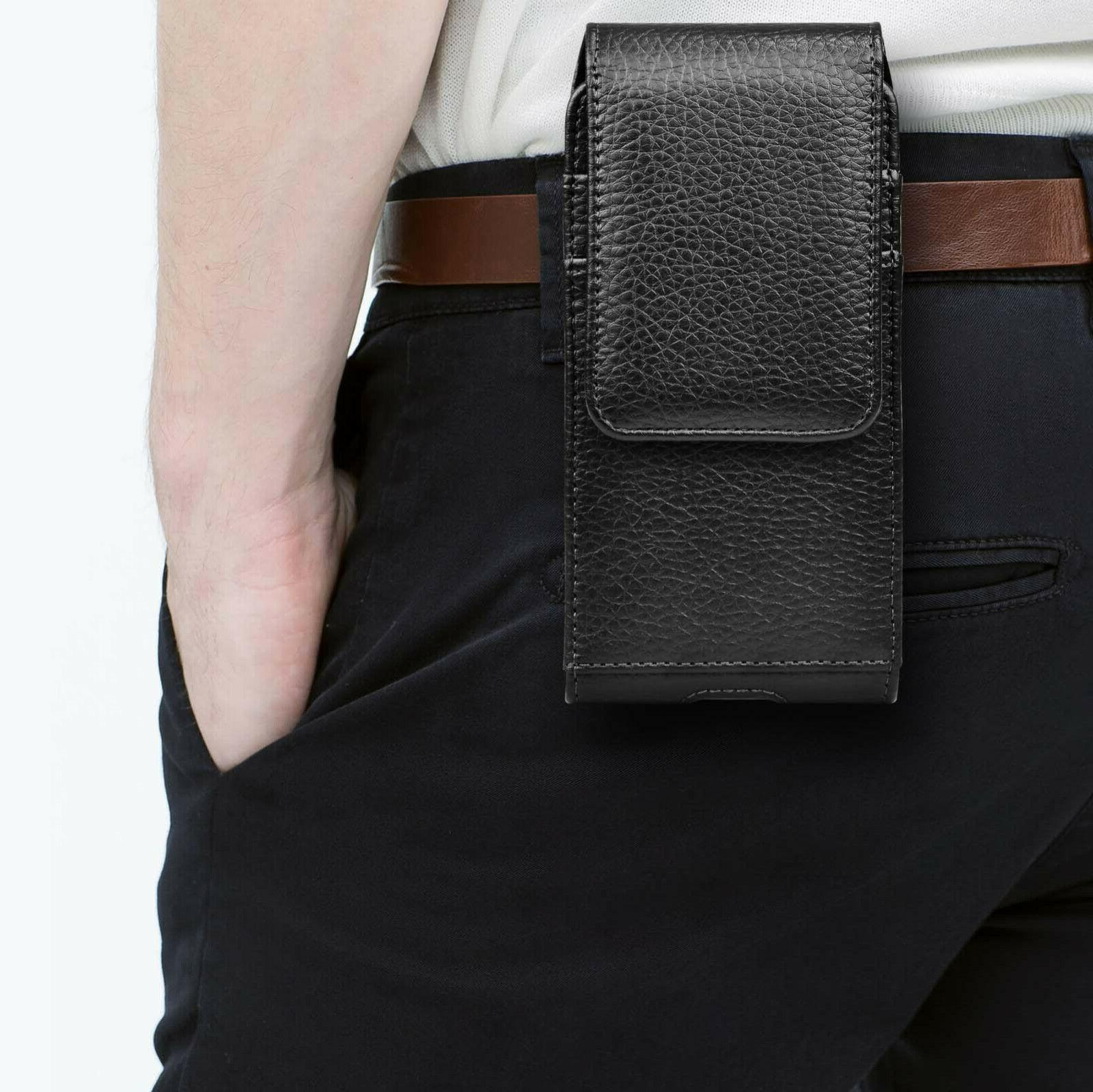Wallet Holster With Holder Cove