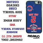 CHICAGO CUBS MLB CUSTOM PHONE CASE COVER FITS IPHONE SAMSUNG