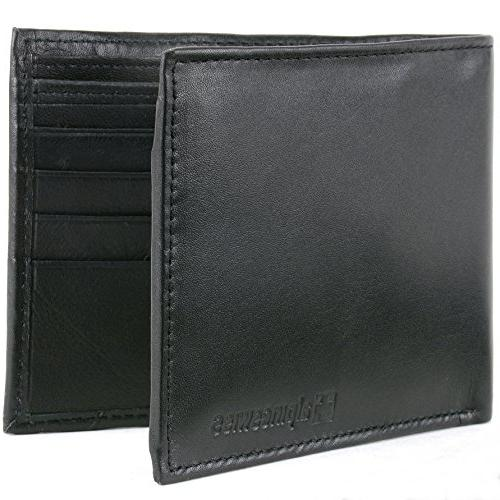 choice leather wallets money clips