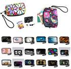 Digital Camera Pouch credit cards Case Bag wallet For Canon