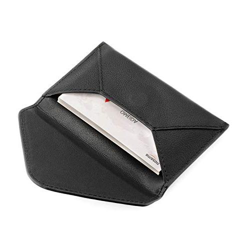 MaxGear Business Holder Genuine Card Case Magnetic