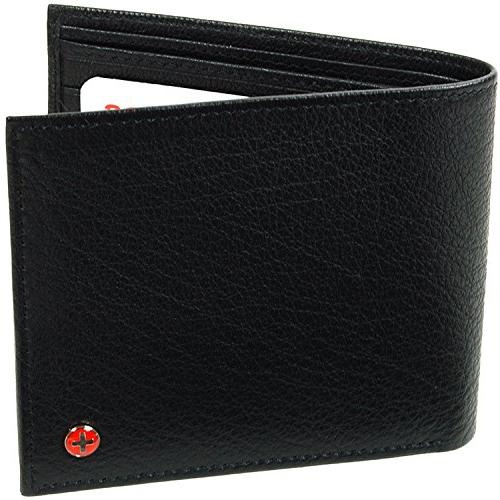 european leather wallet oversized extra