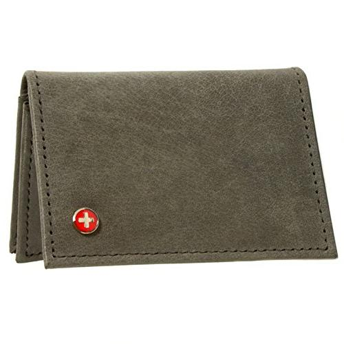 expandable business card case genuine