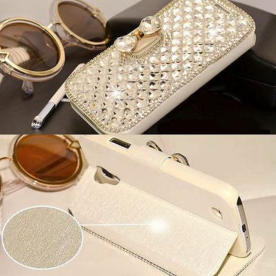 Fashion Bling Bowknot Crystal Case For iPhone Max /