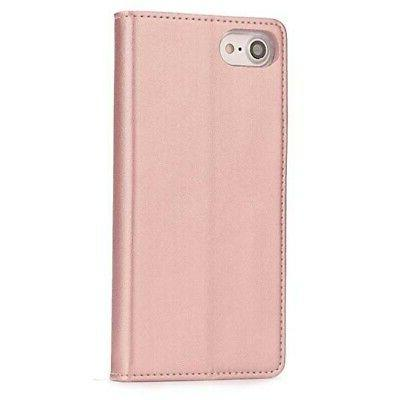 fashionable cover folio case for apple iphone