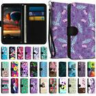 Fashionable Wallet Case Cover w/ Design for ZTE Tempo X N913