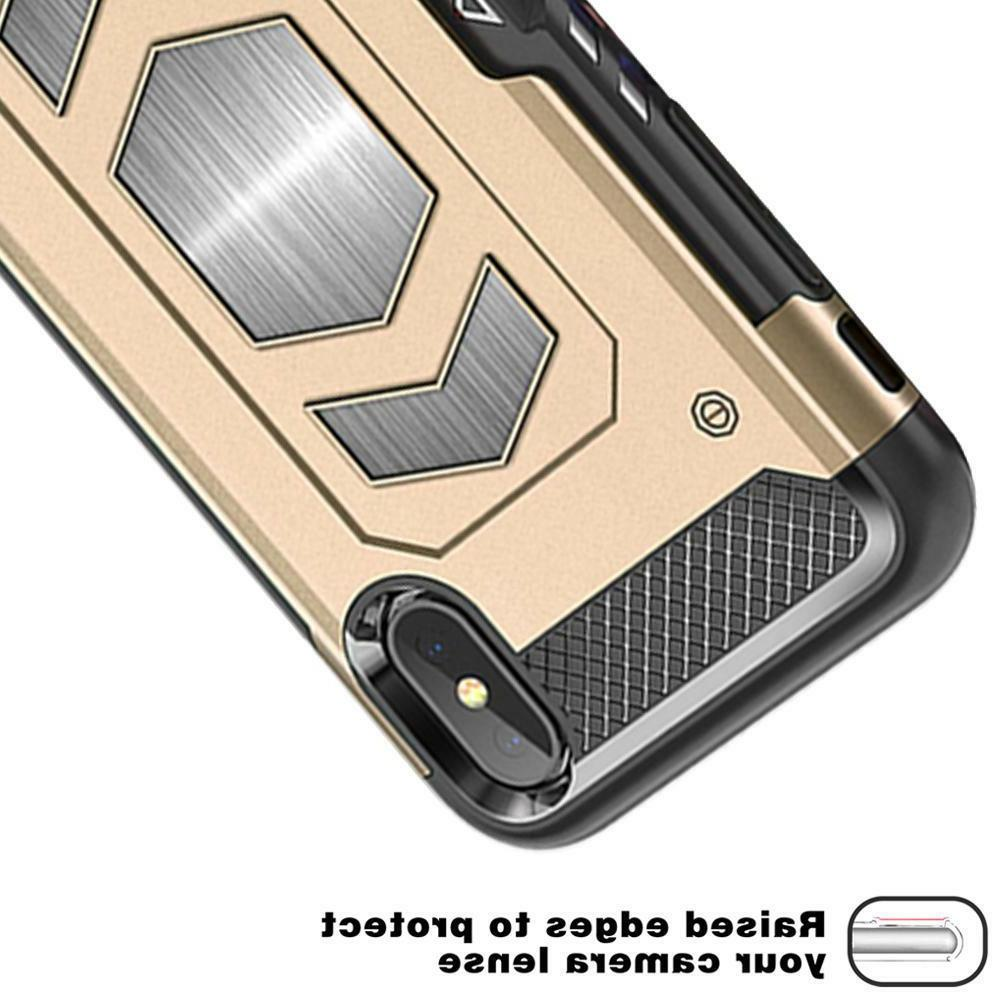 Fits Magnetic Dual Wallet Slot Car Mount