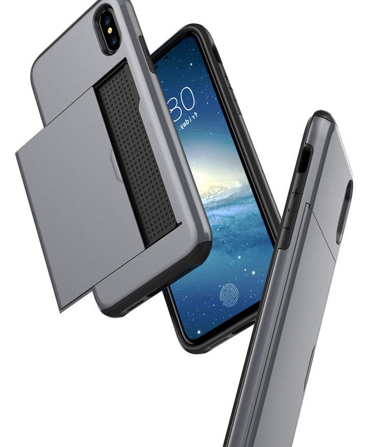 For iPhone XS Max Holder Cover