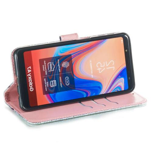 Flash Leather Wallet Samsung A70E A11 A20