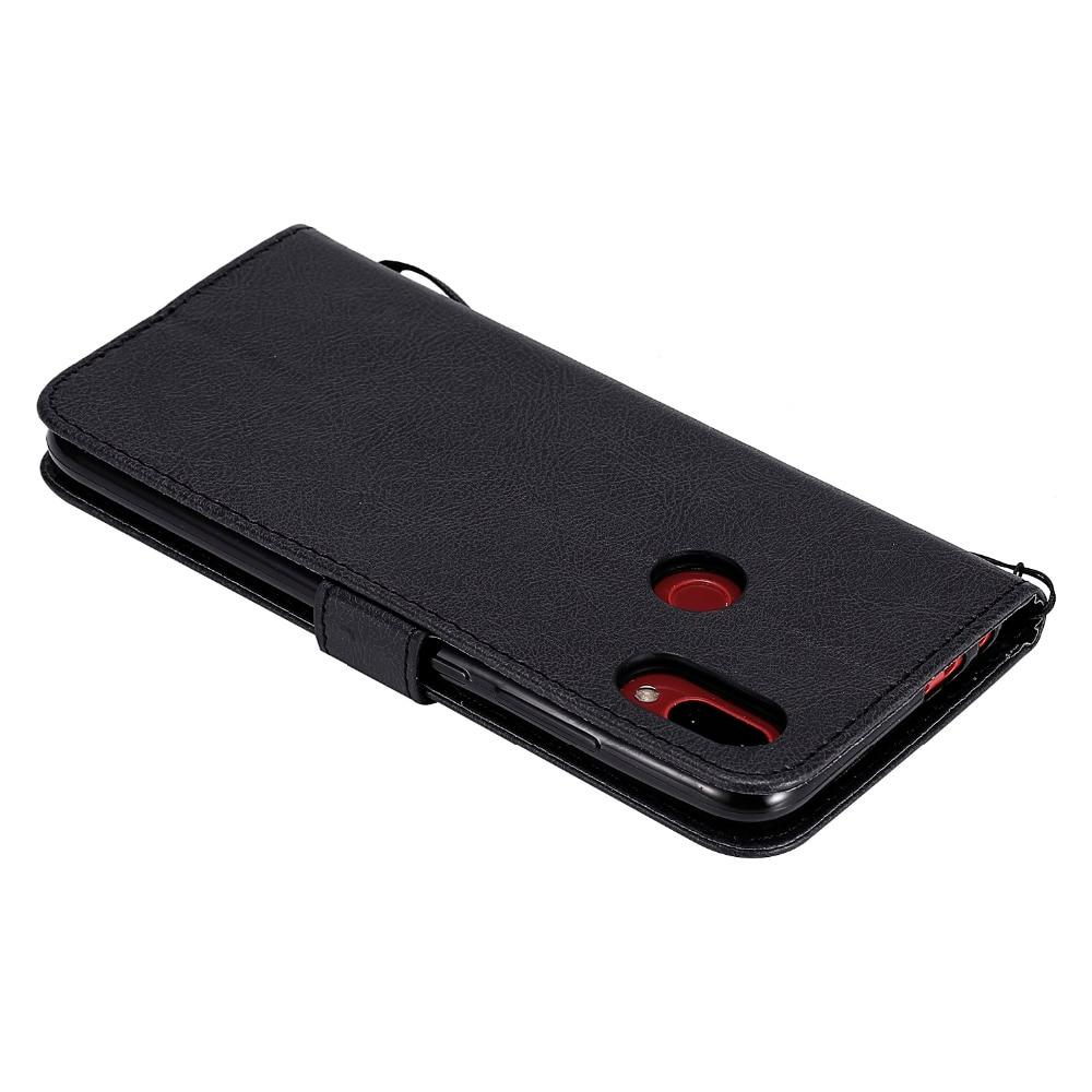 <font><b>Flip</b></font> Leather Case Fundas Huawei case For Coque Huawei Y 6 Prime Cover <font><b>Phone</b></font>