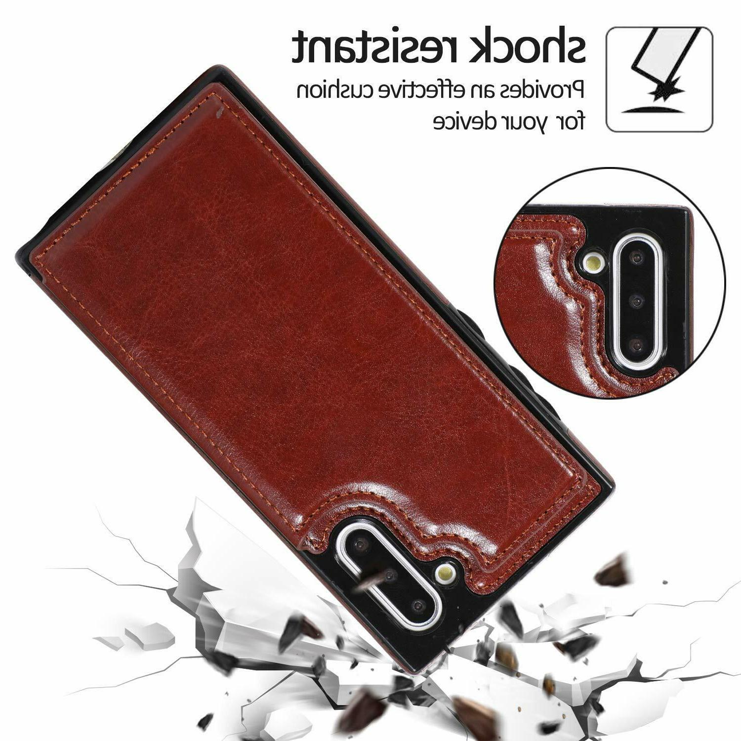 Note Case Cover Wallet for Samsung Galaxy