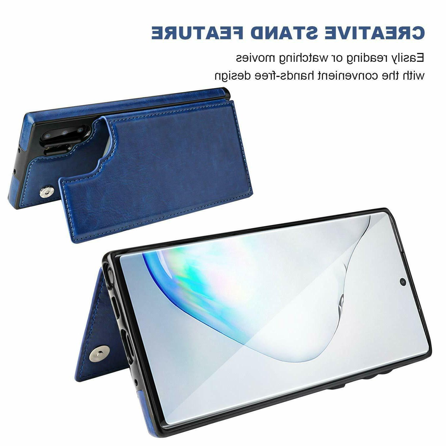 Note 10 / Case Cover Wallet for Galaxy