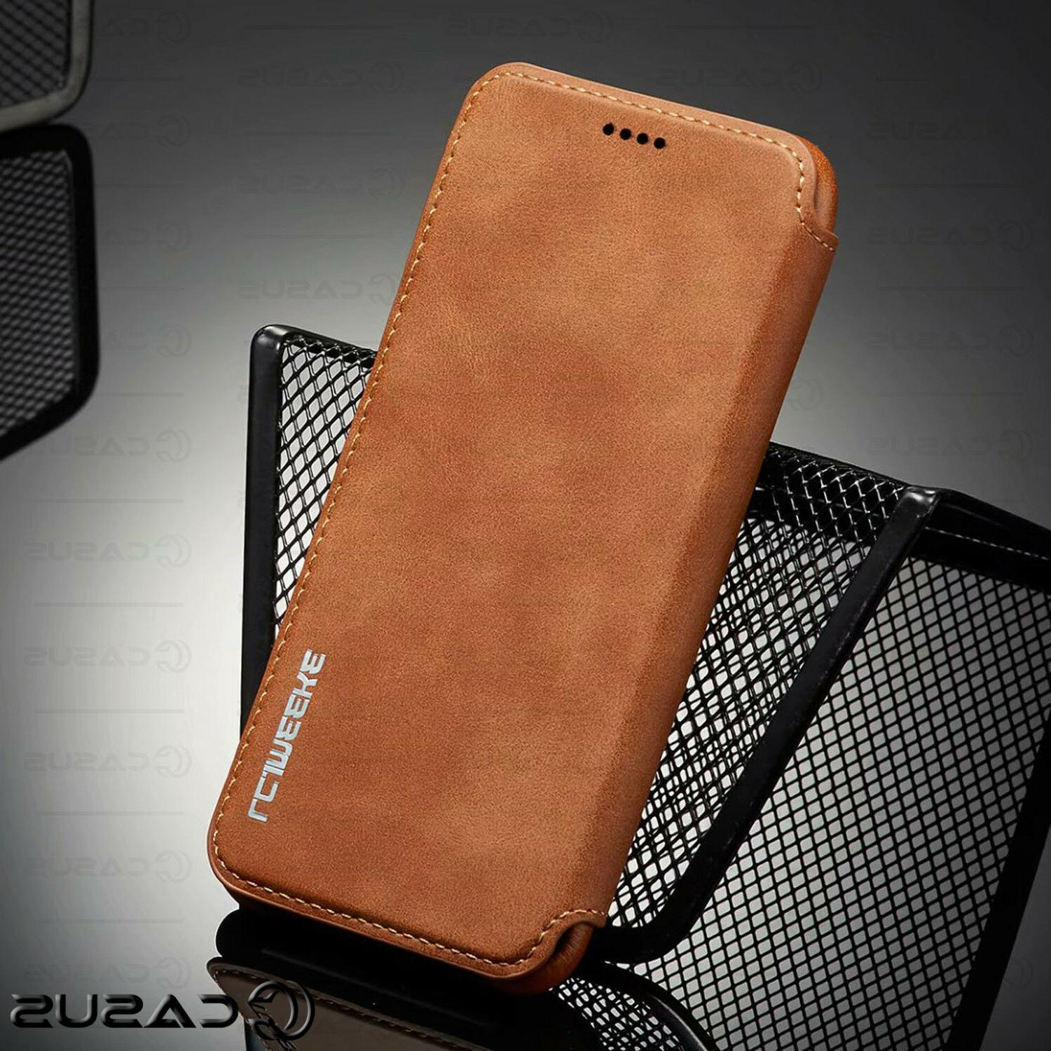For Galaxy Ultra Plus Wallet Thin Cover