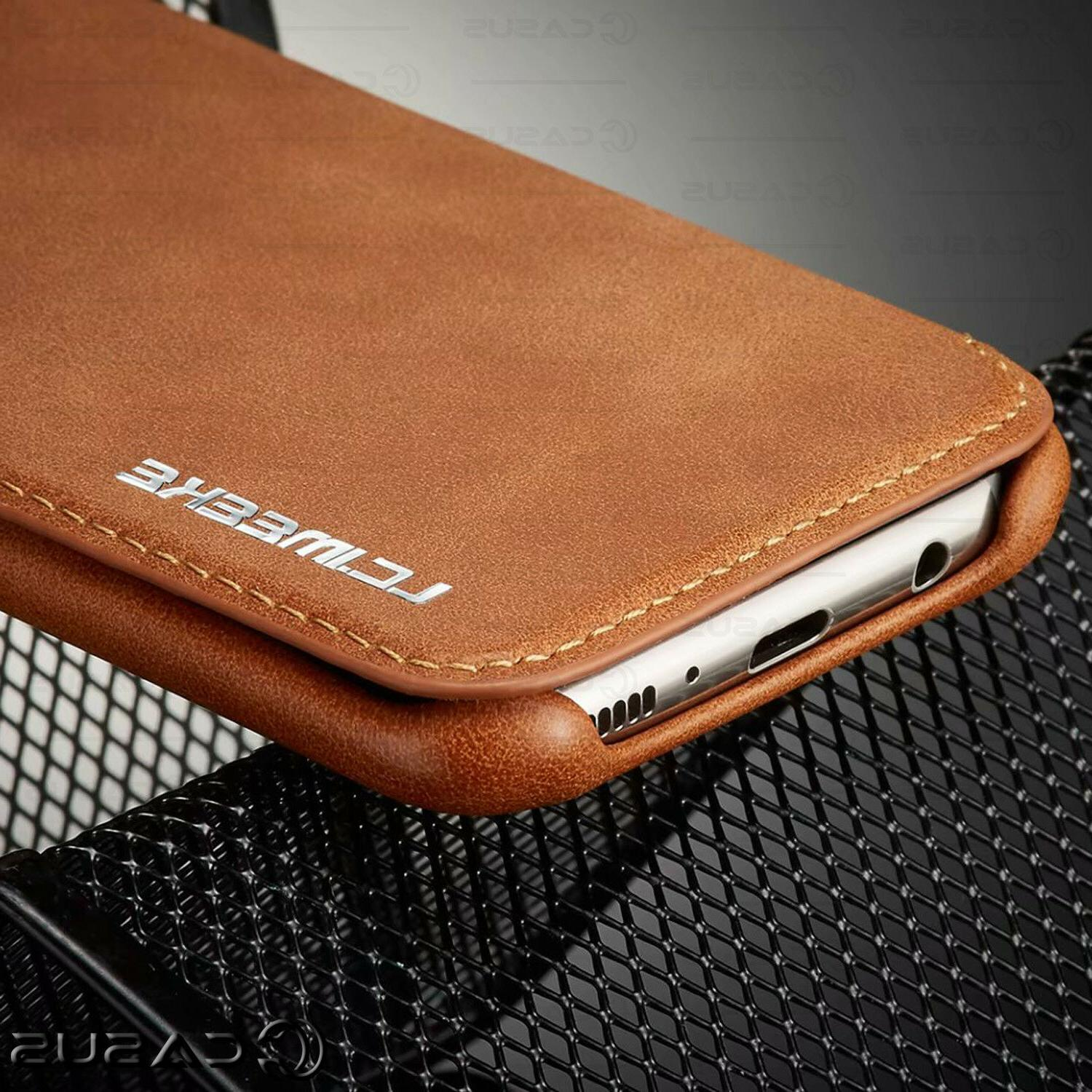 For Ultra S20/S10/S9 Wallet Case Cover