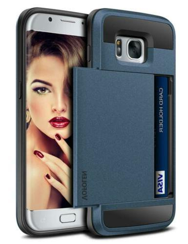 galaxy s7 case upgraded wallet case card
