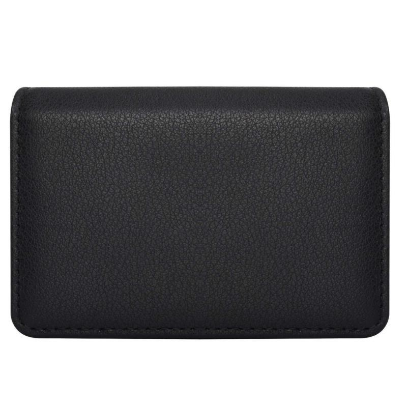MaxGear Genuine Leather Business Card Credit Card Holder Me