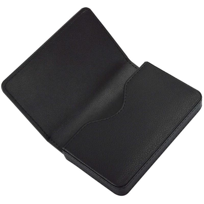 MaxGear Genuine Business Card Case Credit Card Me