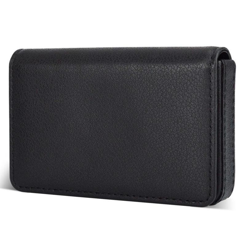 MaxGear Genuine Card Case RFID Credit Holder Me