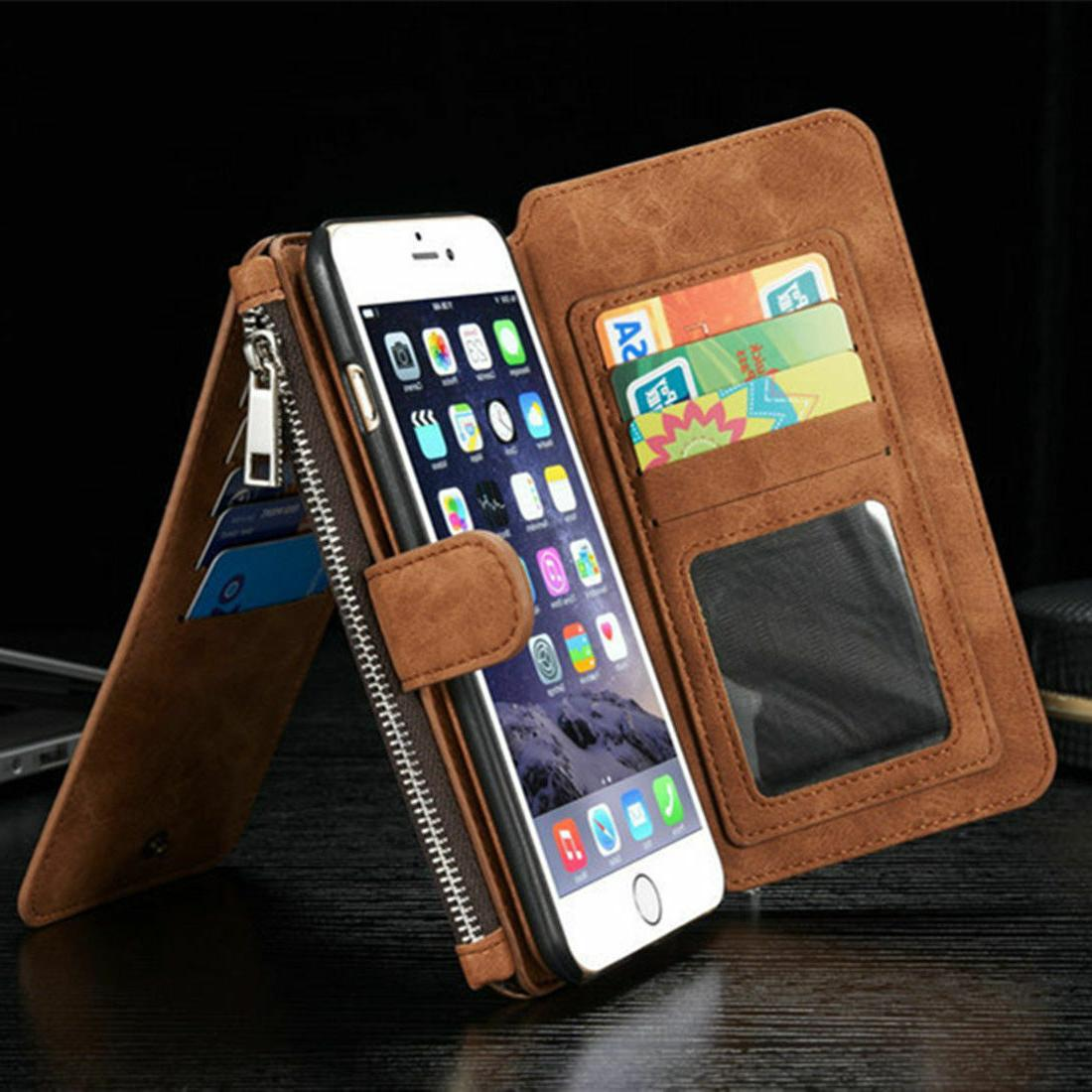 Genuine Leather Case For &