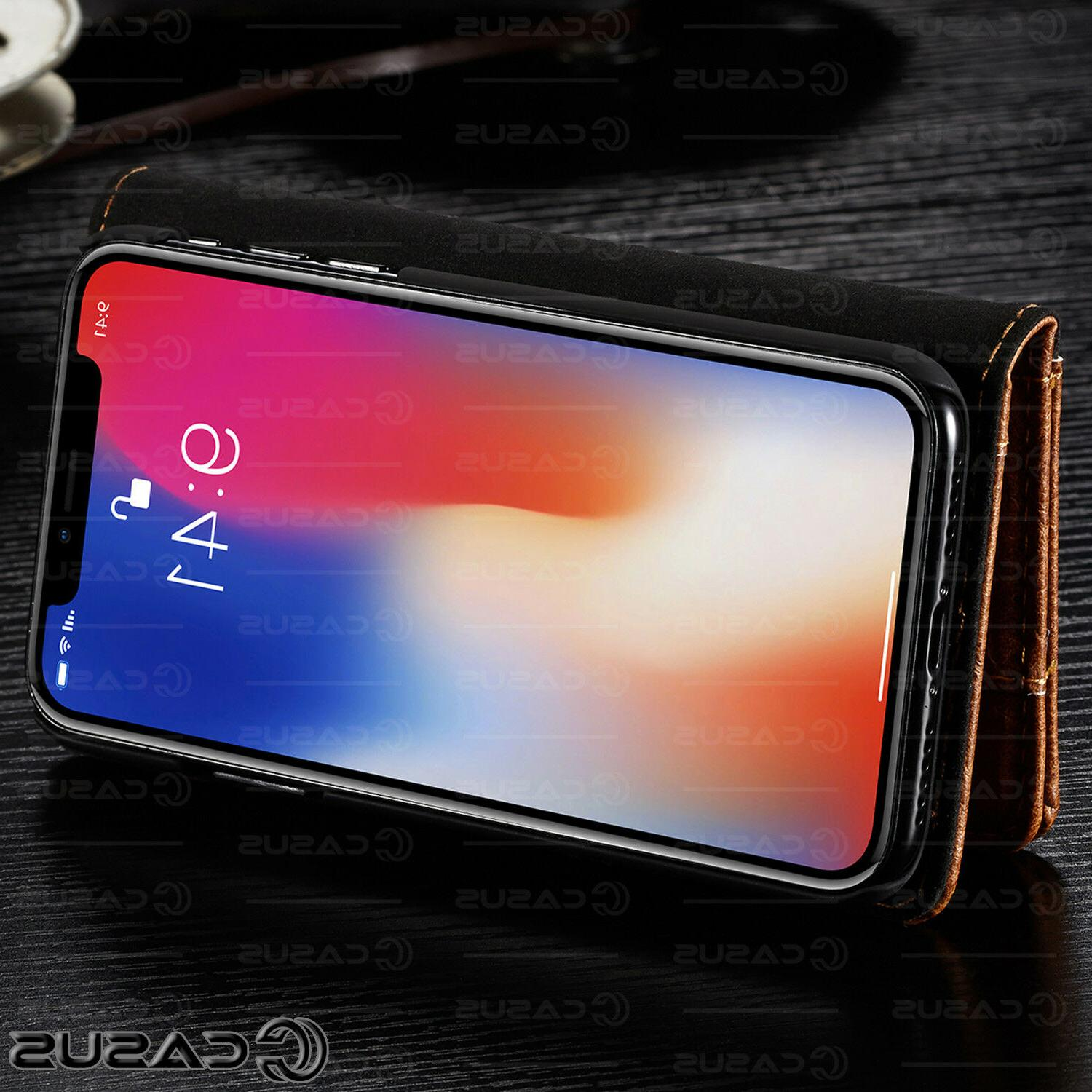 Genuine Leather Holder for iPhone iPhone Plus