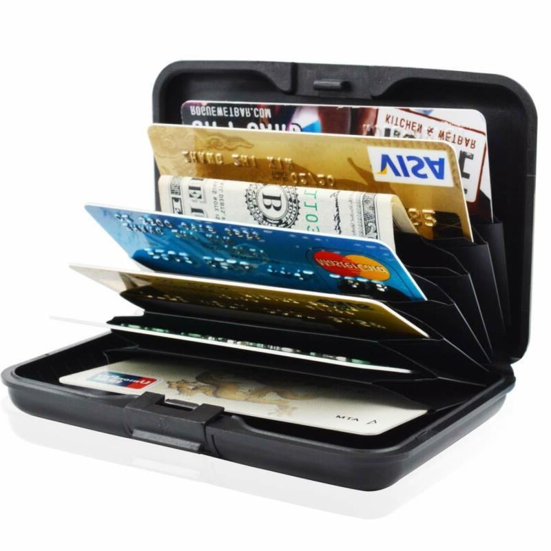Hard Credit Slim, Card Cases Plastic Car