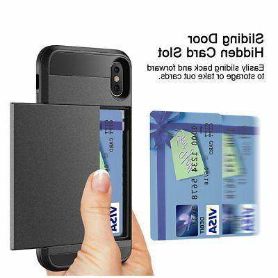 iPhone Case, Case Card Slot Pocket