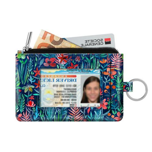 id case card holder coin purse wallet