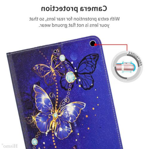 For iPad Generation Leather Flip Cover