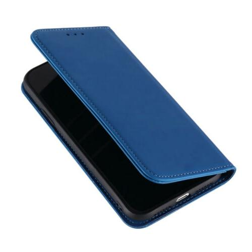 For 7 8 SE2020 Case PU Leather Magnetic Flip Cover