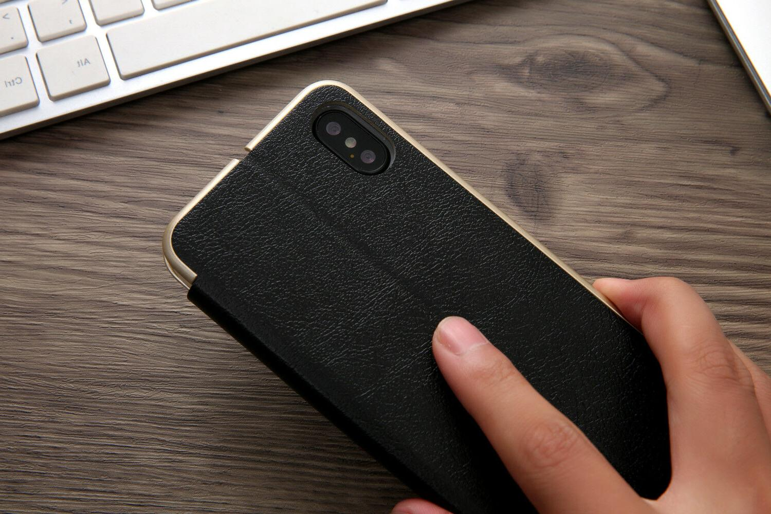 iPhone Max/Note Wallet Flip Cover