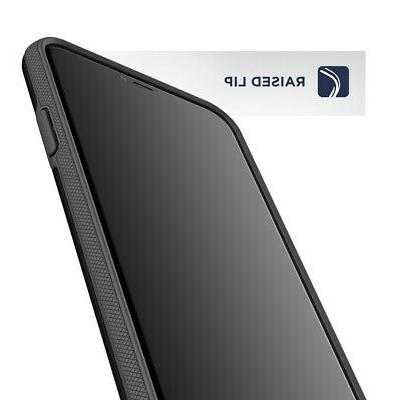 iPhone Slim Durable Cover Credit Card Holder Black