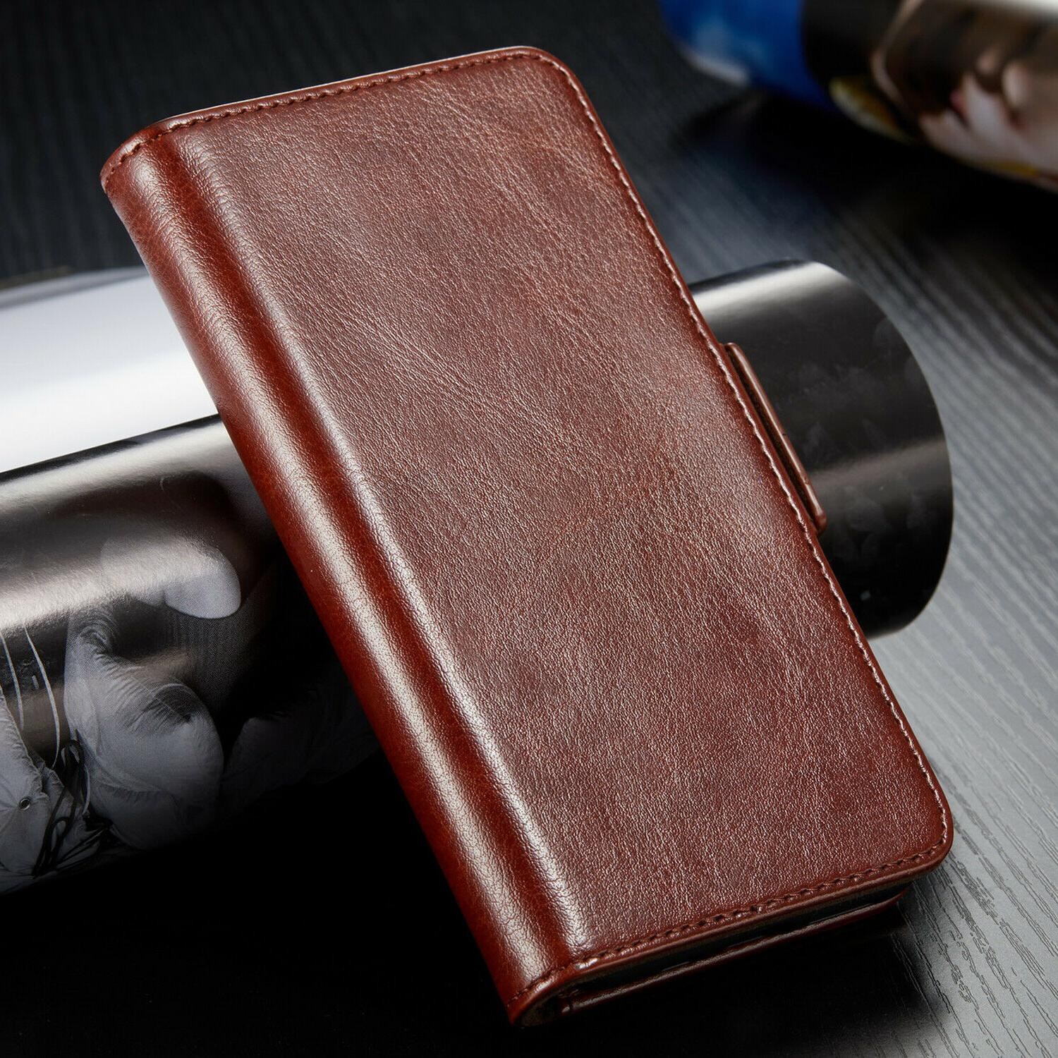For Max XS Removable Leather Wallet Card