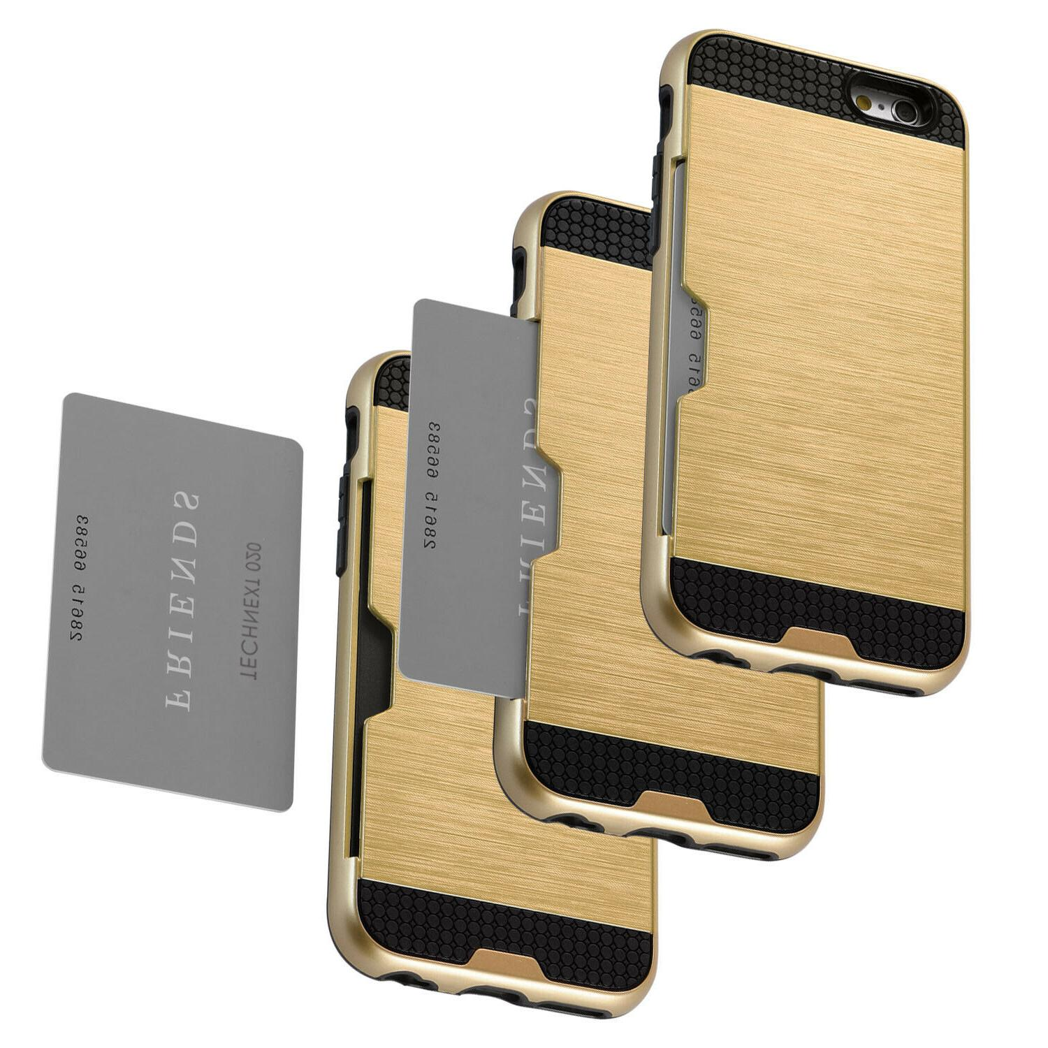 For iPhone 7 8 Case Wallet
