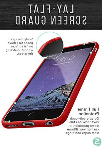"""Silk Case Protective Credit - """"Wallet Slayer - Red Rouge"""