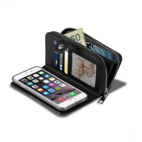 iPhone Plus Vofolen Cover Leather Protective...