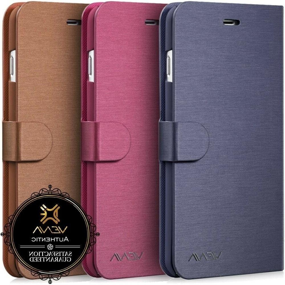 For 6S Wallet Case Leather Cover with