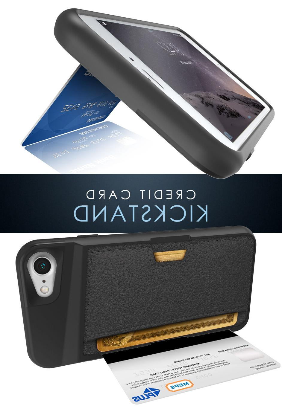 Smartish iPhone 8+/7+ Wallet Q Card