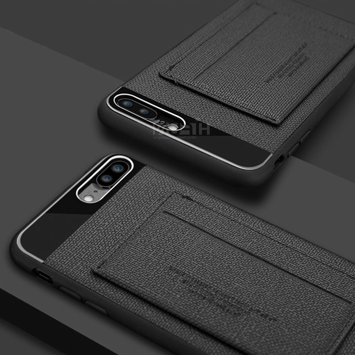 Fits iPhone ID Leather Slim Cover