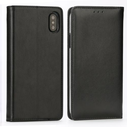 iPhone X Case, IPHOX iPhone X Leather Case Wallet Flip Cover